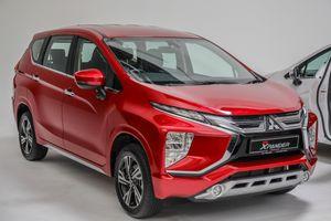Mitsubishi Xpander sắp được ra mắt tại Malaysia