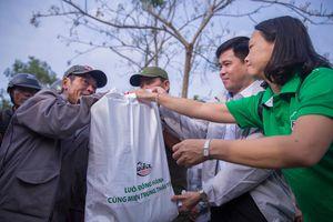 5.000 phần quà cứu trợ đến với miền Trung trước bão số 9
