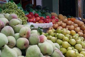 Hoa quả Trung Quốc núp bóng hàng Việt tràn ngập chợ