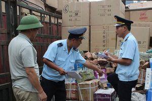 Tháng 10: Hải quan phối hợp phát hiện, bắt giữ nhiều vụ hàng hóa vi phạm