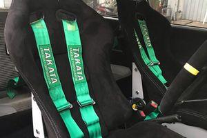 Sau túi khí, phát hiện lỗi dây an toàn Takata trên ôtô