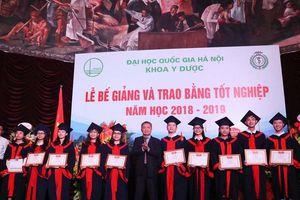 Đại học Quốc gia Hà Nội chính thức có Trường Đại học Y – Dược trực thuộc