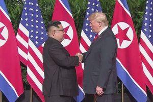 Trước thềm bầu cử Mỹ 2020, Washington tiếp tục nhắc lại quan điểm về phi hạt nhân hóa Bán đảo Triều Tiên