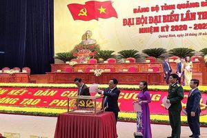 Đồng chí Vũ Đại Thắng được bầu giữ chức Bí thư Tỉnh ủy Quảng Bình khóa XVII