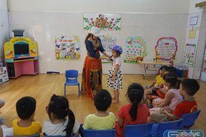 Cô giáo mầm non Phạm Thị Lý rèn kỹ năng tự bảo vệ bản thân cho trẻ