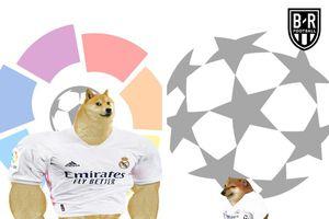 Ảnh kể: Real Madrid hòa hú vía phút 93, đối mặt nguy cơ xuống Europa League