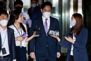 Chặng đường thừa kế 'ngai vàng' Samsung chông gai của Lee Jae-yong