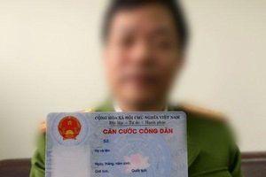 Thời điểm nào người dân được cấp thẻ căn cước công dân gắn chip?