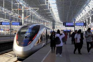 Thông điệp của TQ từ tuyến đường sắt cao tốc 'siêu thông minh' đầu tiên