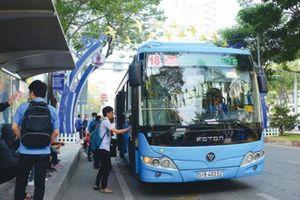 TP.HCM sẽ mở thêm 20 tuyến xe buýt phục vụ người dân ngoại thành