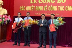 Giám đốc PMU đường Hồ Chí Minh làm Chánh Thanh tra Bộ GTVT
