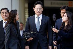 Kế hoạch kế vị của tập đoàn Samsung trở nên phức tạp do 'Thái tử' Lee Jae Yong có nguy cơ ngồi tù