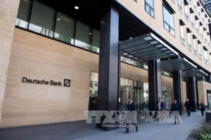 Deutsche Bank bất ngờ đạt lợi nhuận ròng trong quý III/2020
