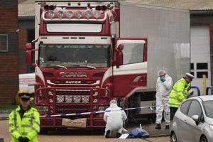 Vụ 39 thi thể trong container: Các nạn nhân đã cầu xin mở cửa