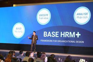 Base HRM+ giải quyết 4 bài toán cốt lõi trong quản trị nhân sự