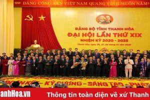 Thông cáo báo chí: Kết quả Đại hội đại biểu Đảng bộ tỉnh Thanh Hóa lần thứ XIX, nhiệm kỳ 2020 - 2025
