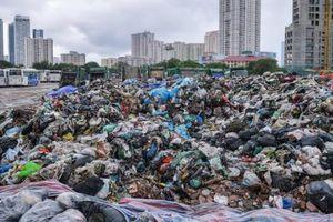 Thành lập Tổ công tác thành phố Hà Nội xử lý tồn tại ở bãi rác Nam Sơn