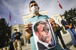 Làn sóng 'bài Pháp' lan rộng trong thế giới Hồi giáo