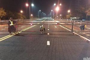 Bão số 9 sắp đổ bộ, Đà Nẵng phong tỏa những cây cầu lớn bắc qua sông Hàn