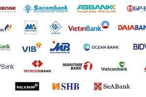 Nhiều ngân hàng nợ xấu tăng nhanh, tăng trưởng tín dụng vượt mức cho phép