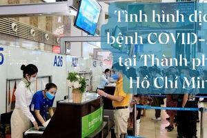 Một người nước ngoài nghi nhiễm COVID-19 sau khi rời Việt Nam