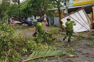 Bão số 9 làm 3 người chết và mất tích, thiệt hại khoảng 1.000 tỷ đồng tại Quảng Nam