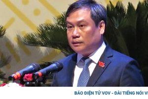 Ông Vũ Đại Thắng trúng cử Bí thư Tỉnh ủy Quảng Bình