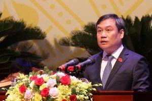 Ông Vũ Đại Thắng tái đắc cử Bí thư Tỉnh ủy Quảng Bình