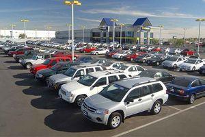 15 nghìn ô tô được nhập khẩu trong tháng 10-2920