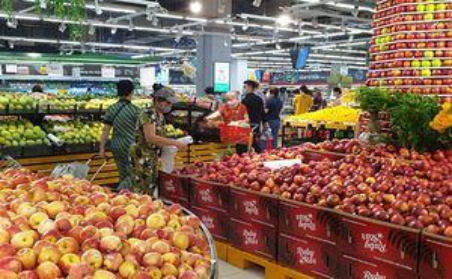809 cửa hàng kinh doanh trái cây đủ điều kiện an toàn thực phẩm