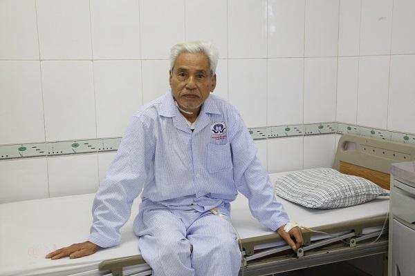 Vỡ phình động mạch thận trái, người bệnh được may mắn cứu sống