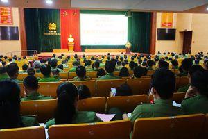 Công an Hà Nội tập huấn công tác bảo vệ bí mật Nhà nước cho lãnh đạo, chỉ huy và cán bộ