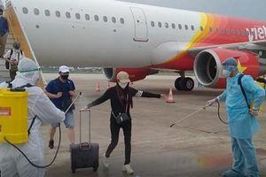 Sẽ áp dụng quy trình cách ly mới với người nhập cảnh khi mở lại các chuyến bay thương mại