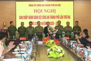 Đảng bộ Công an Hà Nội có đóng góp quan trọng trong thành tích chung của Thành phố