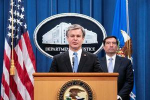 Mỹ buộc tội 8 người tham gia 'chiến dịch săn cáo' Trung Quốc