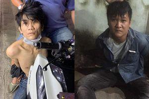 'Hiệp sĩ' đuổi theo, bắt gọn 2 tên cướp giật ở Bình Tân
