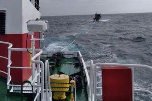 Điều thêm tàu lớn tìm kiếm 26 ngư dân Bình Định mất tích trên biển