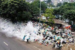 Khử mùi bãi rác Nam Sơn bằng công nghệ Nano: Khó...