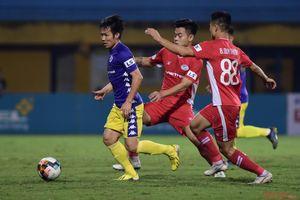 Hà Nội vs Viettel: Bất phân thắng bại