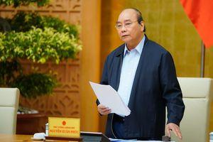 Thủ tướng chia buồn với người dân bị nạn, yêu cầu khẩn trương cứu nạn, khắc phục hậu quả sạt lở đất