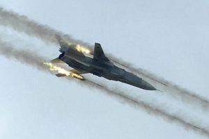 Không lực Nga phối hợp với đối tác Syria dội hỏa lực vào khủng bố IS