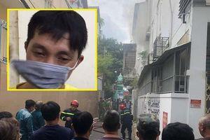 Bắt khẩn cấp kẻ giết người rồi phóng hỏa đốt nhà phi tang ở TPHCM