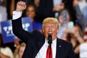 Bầu cử Mỹ 2020: Tổng thống Trump gửi sẵn thiệp mời tham dự tiệc ăn mừng tái đắc cử