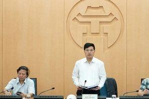 Hà Nội yêu cầu thành lập đoàn kiểm tra việc đeo khẩu trang phòng dịch Covid-19