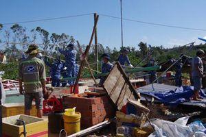 Khẩn trương hỗ trợ người dân khắc phục hậu quả thiên tai, ổn định đời sống