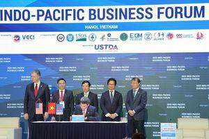 Nhiều thỏa thuận hợp tác đầu tư hàng tỷ USD vào Việt Nam