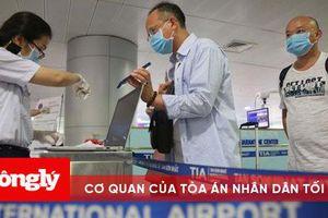 Bộ Y tế đưa ra quy trình nhập cảnh và cách ly với người nhập cảnh vào Việt Nam