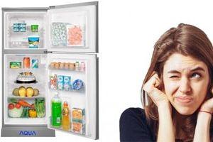 Thủ thuật khắc phục tủ lạnh kêu to