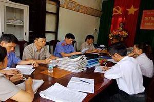 VKSND huyện Đắk R'lấp trực tiếp kiểm sát tại Chi cục THADS