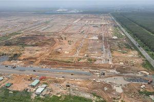 Nguy cơ chậm tiến độ khu tái định cư phục vụ Sân bay Long Thành
